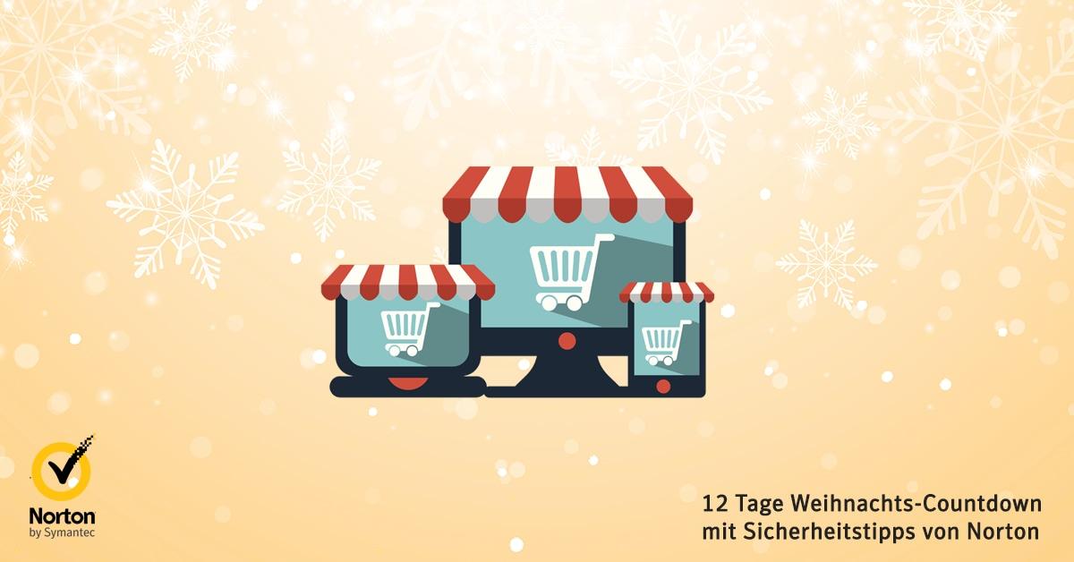 12 tage weihnachts countdown mit sicherheitstipps von norton. Black Bedroom Furniture Sets. Home Design Ideas