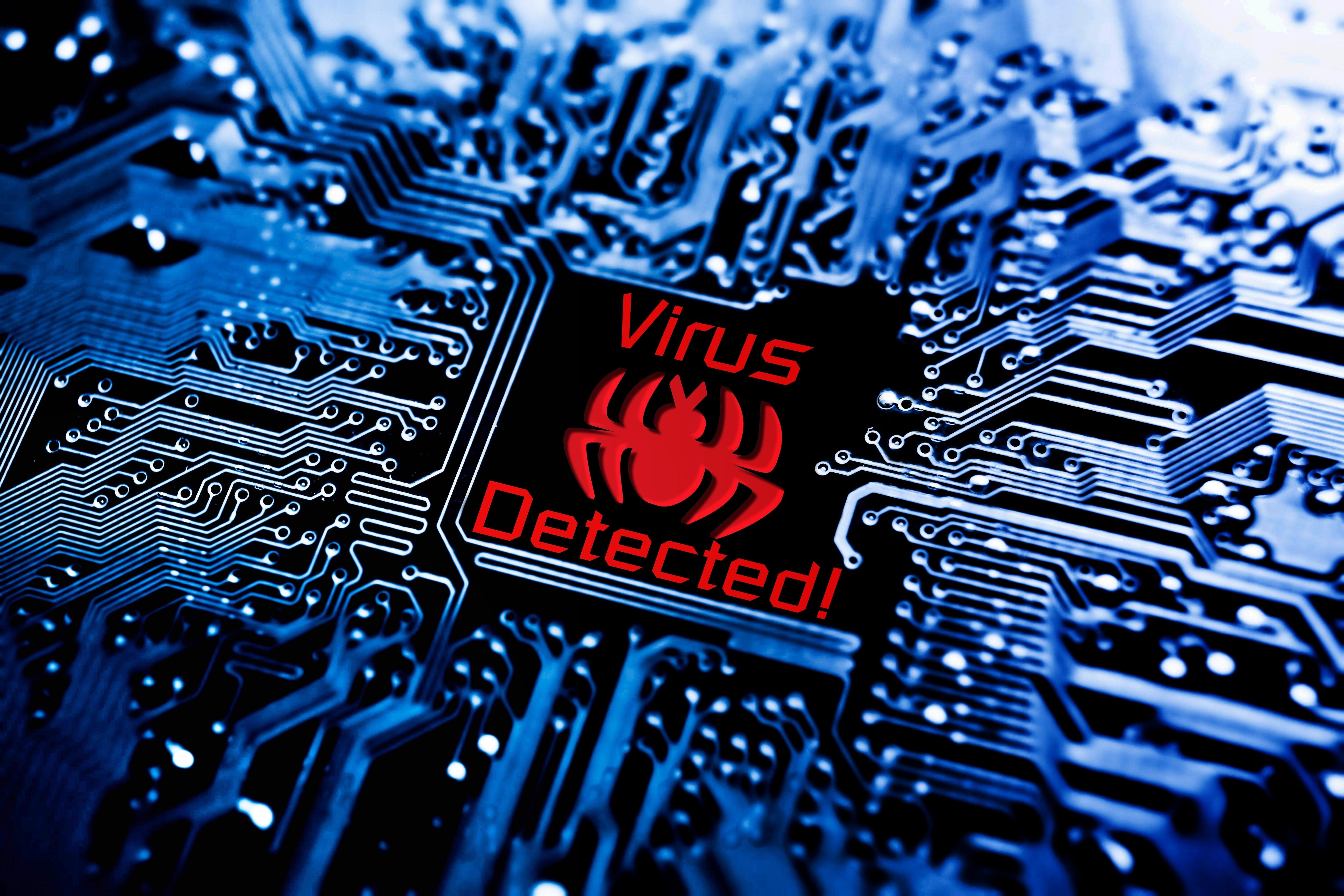 wie stelle ich fest ob mein computer mit einem virus infiziert wurde. Black Bedroom Furniture Sets. Home Design Ideas