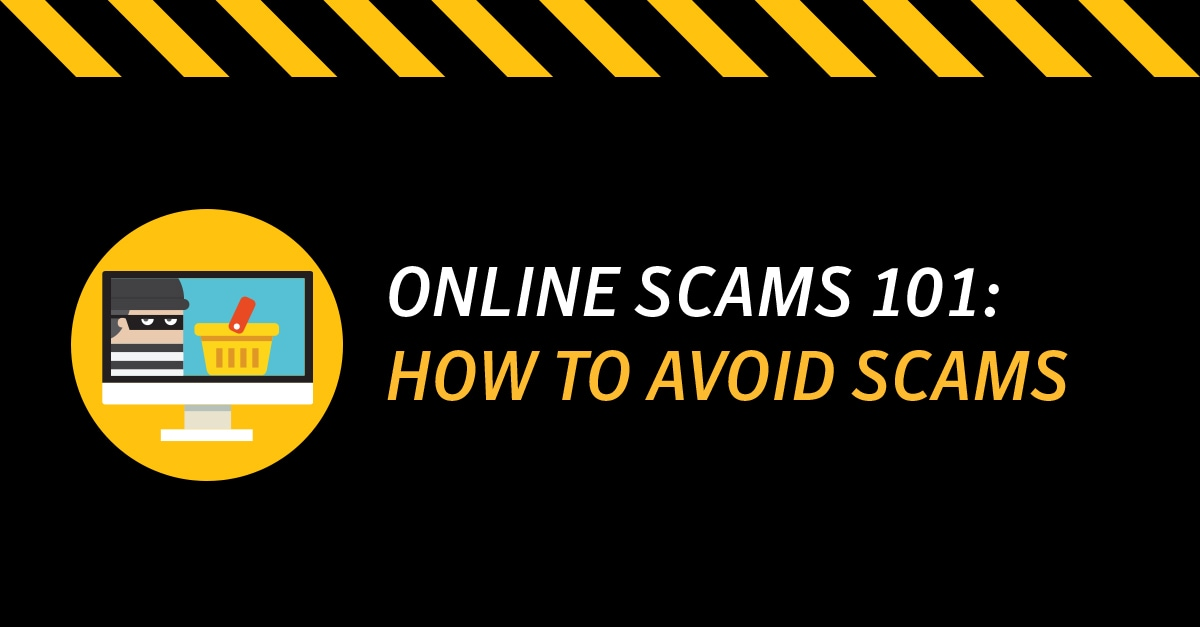protecting yourself from online shopping scams