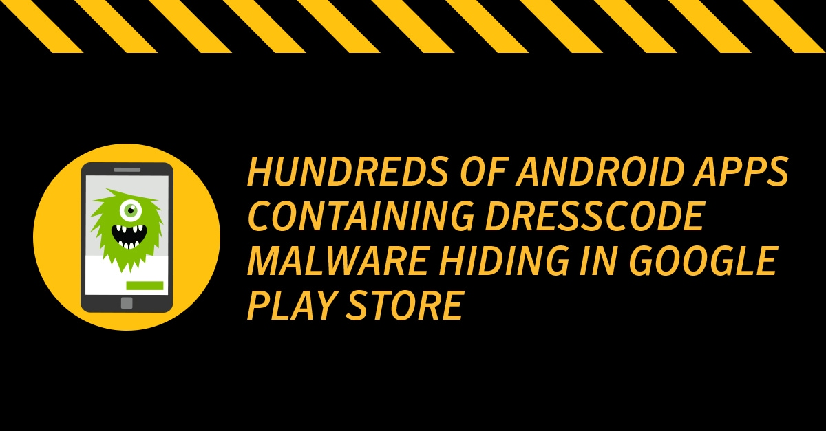 Hundreds of malicious apps are showing up on the Google Play Store